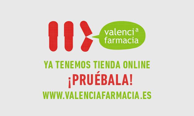 Tienda online Valencia Farmacia